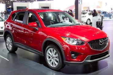 Nouvelle Mazda CX5