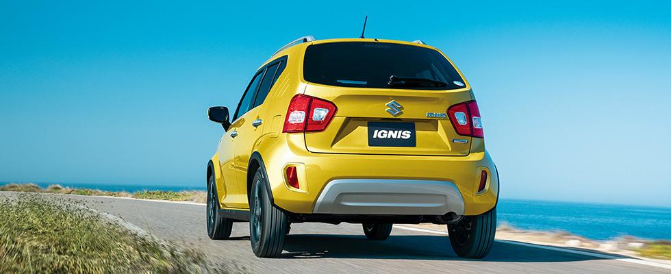 Suzuki Ignis Hybride